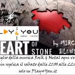 Heart ho stone